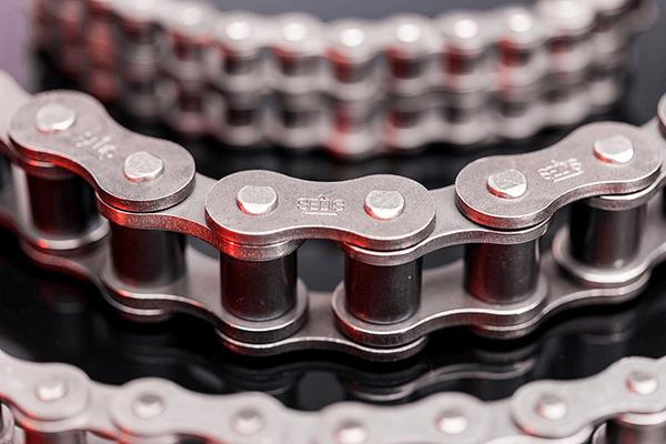 langlebige Rollenketten nach ISO & DIN