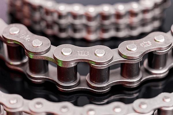 wartungsfreie Rollenketten nach ISO & DIN