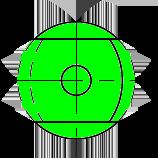 Buchsenketten mit Laufrollen Seitenansicht