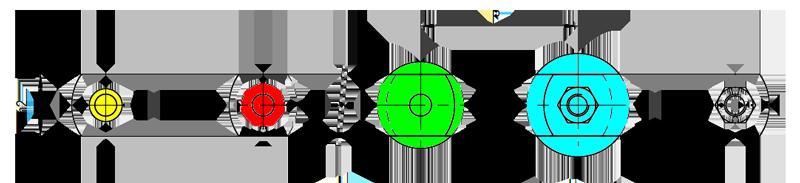Förderketten-Varianten-farbig_Seitenansicht